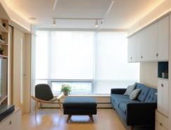 极致空间利用:60平米小公寓