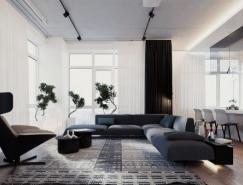 2个精致细腻的公寓装修亚洲城最新网址