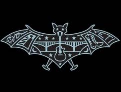 25款蝙蝠logo设计作品