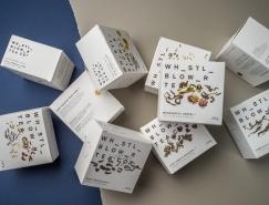 Whistle Blower茶包裝設計