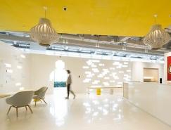 香港金融科技公司Dealogic办公空间设计