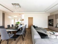 经典优雅的现代家居装修设计
