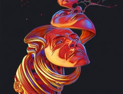 Giovanni Maisto概念插画作品欣赏