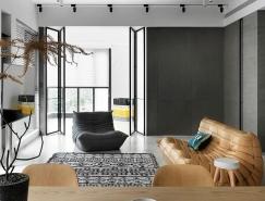低调优雅的当代极简主义住宅:台湾新竹江宅