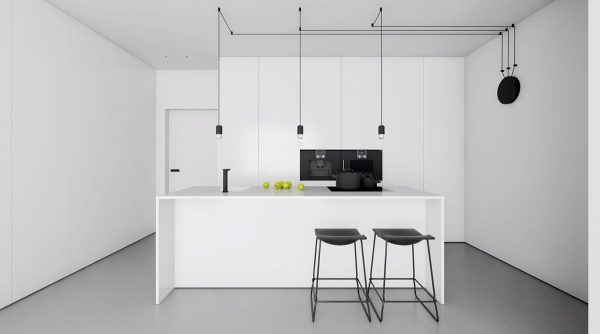 minimalist-black-and-white-kitchen-desig