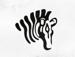 20款斑马logo设计欣赏