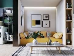 3个北欧风格家居装修设计