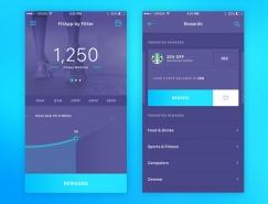 35个医疗APP应用UI设计