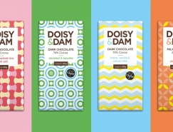Doisy Dam巧克力包装设计