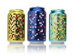 Pepsi X JLA饮料包装设计