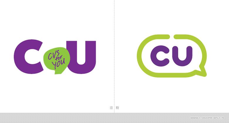 """韩国本土便利店品牌""""CU便利店""""更换全新品牌LOGO"""