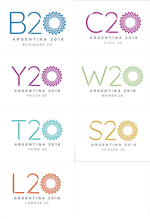 2018年G20峰会官方LOGO发布
