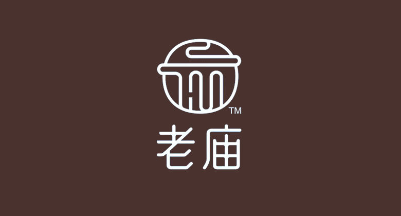 """享誉中华百年老字号的""""老庙黄金""""启用新LOGO"""