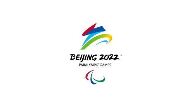 北京2022年冬残奥会会徽——飞跃