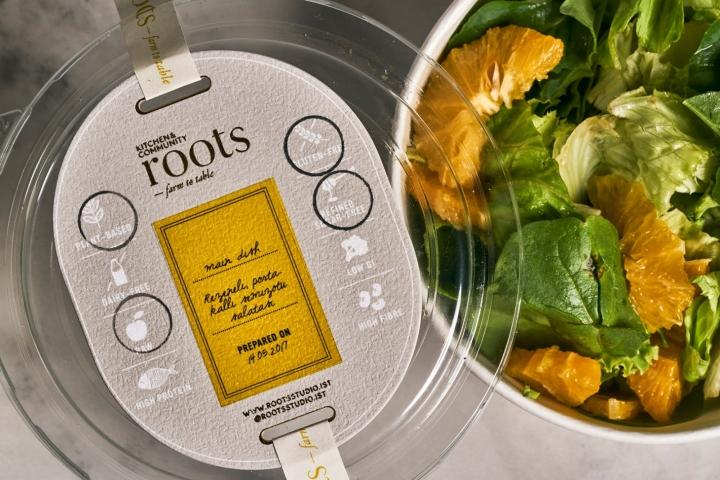 Roots食品包装设计