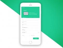 30个创意的手机APP表单UI界面设计