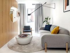 紧凑舒适的30平米小公寓设计