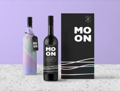 Moon红酒包装设计