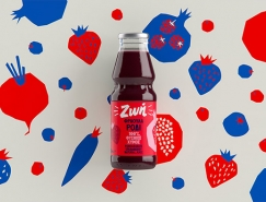 ZOE果汁包裝設計