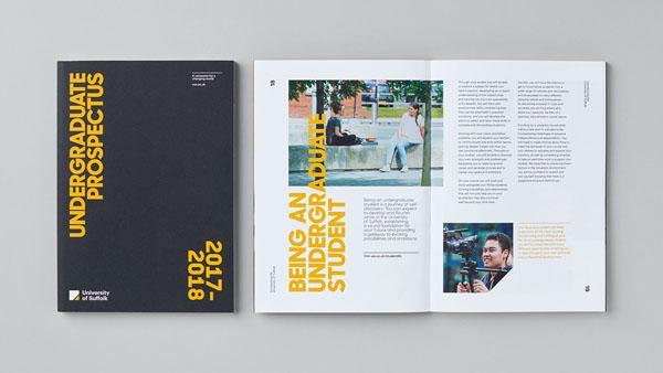 型录排版_漂亮的字体和排版:国外宣传画册设计欣赏 - 设计之家