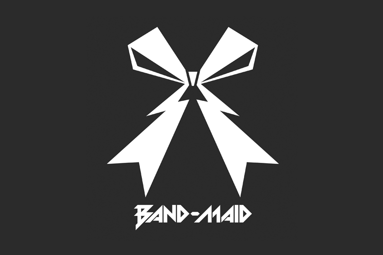 日本摇滚女团公布全新logo设计-品牌策划青岛北京包装