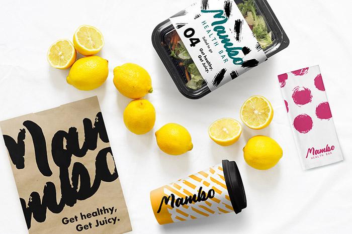Mambo果汁包装设计