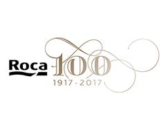"""卫浴品牌""""乐家(Roca)""""发布100周年纪念LOGO"""