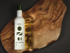 One & Olive橄榄油包装设计