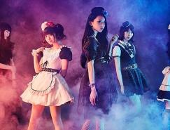 "日本摇滚女团""BAND-MAID""公布全新LOGO设计"