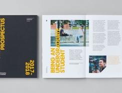 漂亮的字体和排版:国外宣传画册设计欣赏