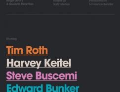 Pete Majarich極簡風格電影海報設計