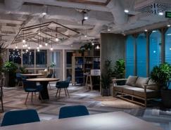 越南房地产公司Unipro办公室设计