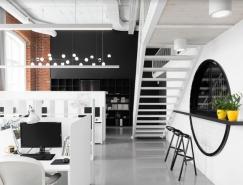 俄罗斯景观设计公司ARTEZA办公室空间设计
