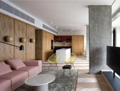 大胆的想象力和独特的风格:轻工业风开放式家居空间设计