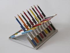 NOMA彩色铅笔创意包装设计
