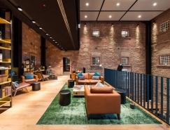 监狱改造的Hotel Liberty酒店设计