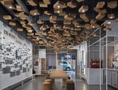 不隻是眼鏡店 伊斯坦布爾EYE-D多功能空間設計