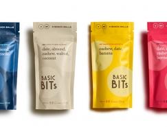 Basic Bits零食包裝設計