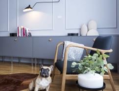 布加勒斯特现代优雅的公寓装