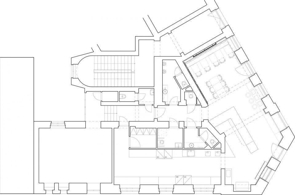 布拉格仙人掌主题餐厅空间设计