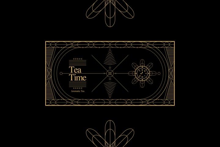 Tea Time茶叶包装设计