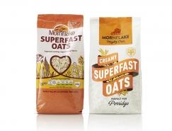 Mornflake燕麦包装设计