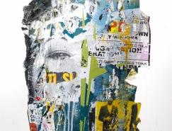 法国艺术家Joachim Romain创意拼贴艺术作品