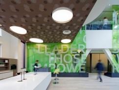 微软美国剑桥办公室空间设计