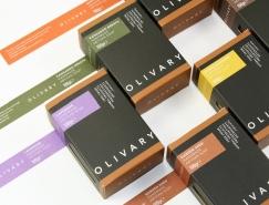 Olivary香皂包装设计
