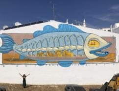 Diego Della Posta街頭塗鴉藝術