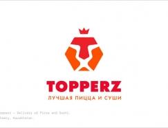 Anton Akhmatov标志设计作品