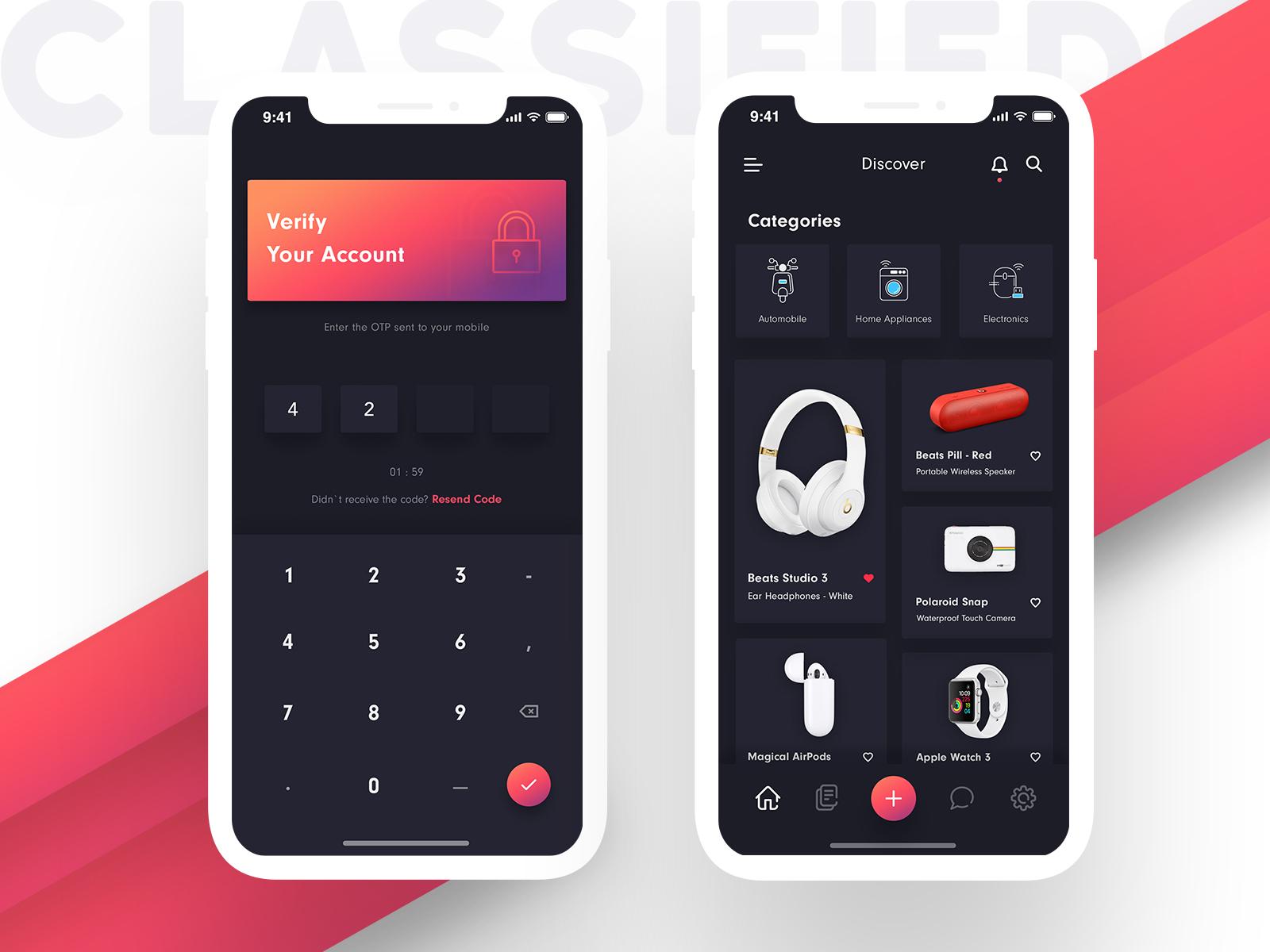 精美的UI & UX设计集锦(2)