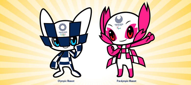 超可爱!2020年东京奥运会和残奥会吉祥物正式揭晓