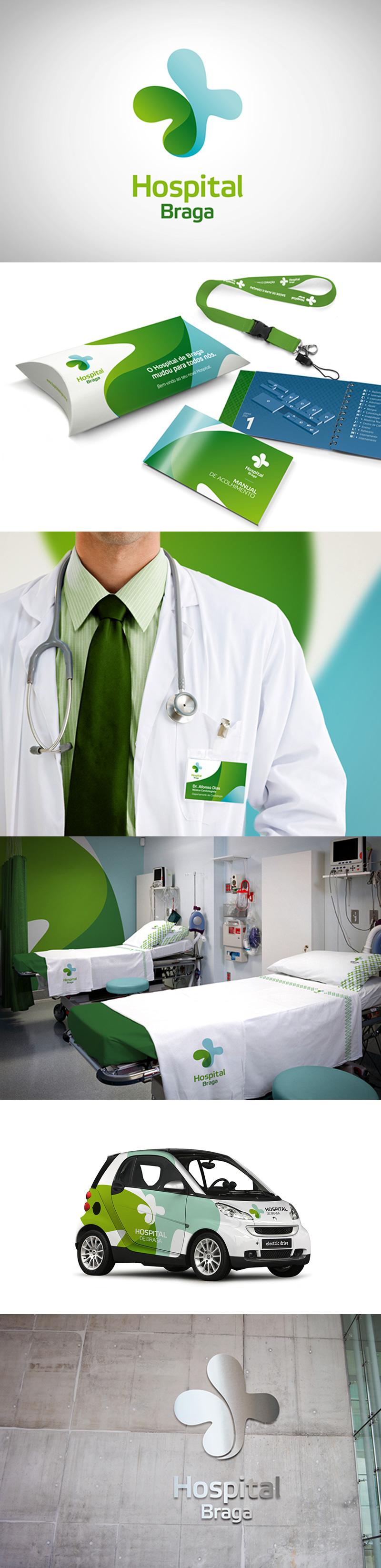医药和健康品牌视觉形象皇冠新2网作品集